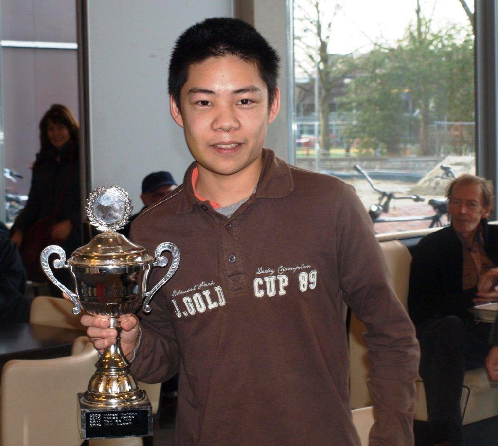 Hing Ting Lai - SGA-Kampioen 2014